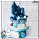 Special Loaded Drip Cake