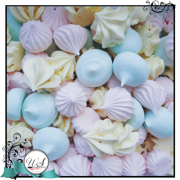 Meringue Kisses (WS Signature Meringue) - White Spatula Singapore