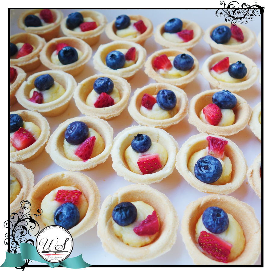 Tarts-Fruit Tarts - WhiteSpatula - 2