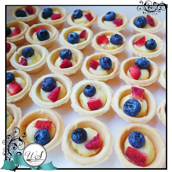 Tarts-Fruit Tarts - White Spatula Singapore