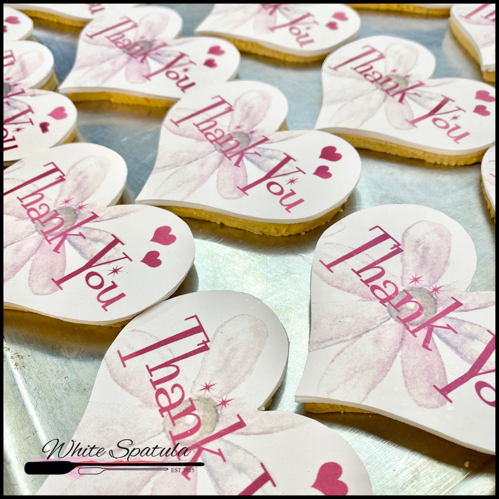Edible Print Cookie