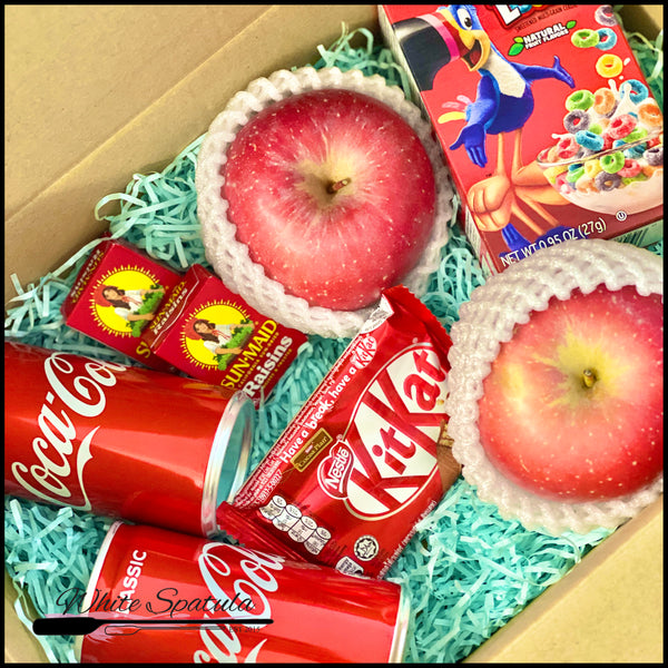 Colored Themed Gift Box