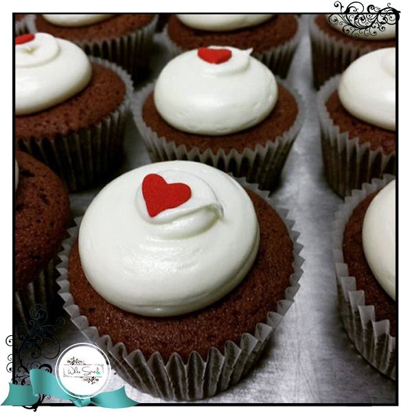 Regular Cupcakes - White Spatula