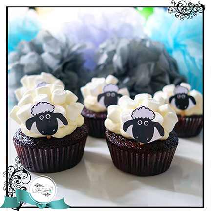 WS Signature Cupcakes (Best Selling) - White Spatula Singapore