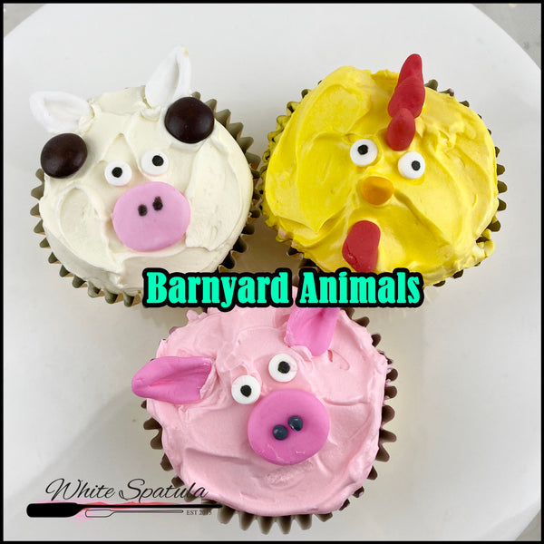 Stay Home DIY Box Set : Barnyard Theme - White Spatula Singapore