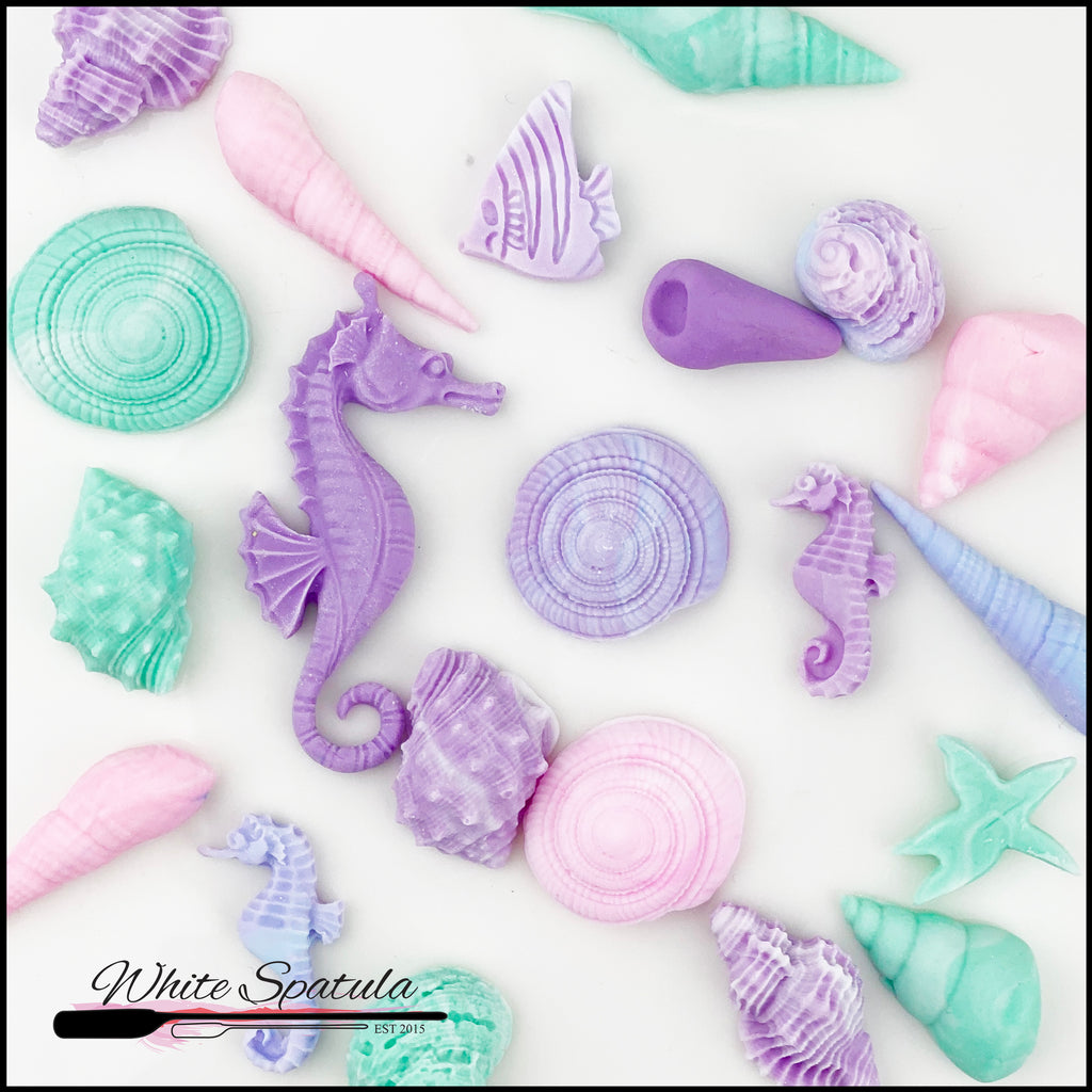 Stay Home DIY Box Set :  Under The Sea / Mermaid - White Spatula Singapore