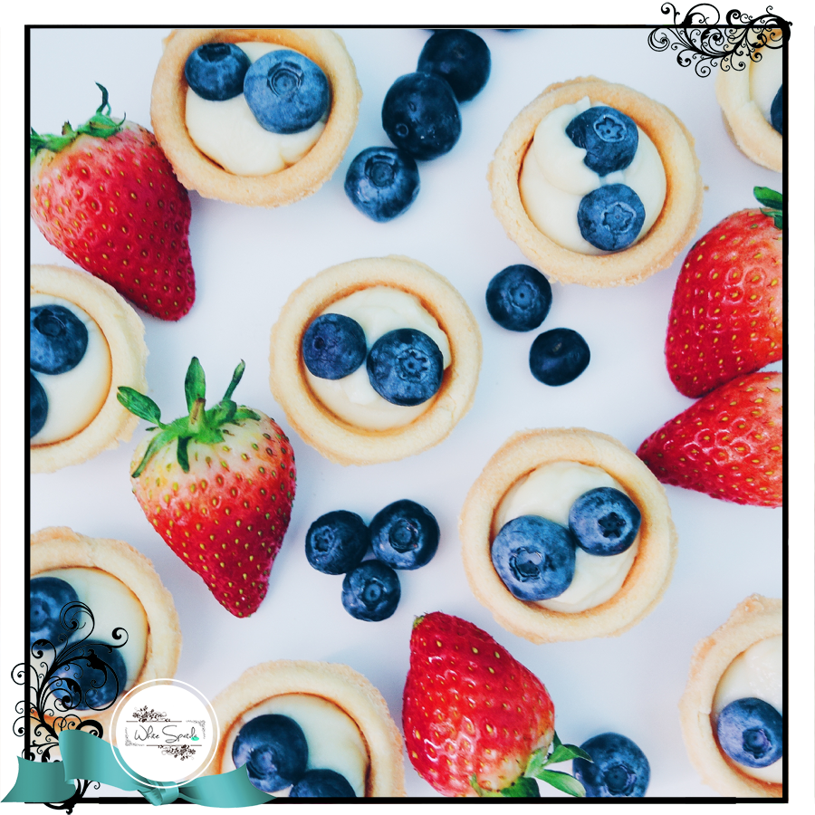 Tarts-Fruit Tarts - WhiteSpatula - 1