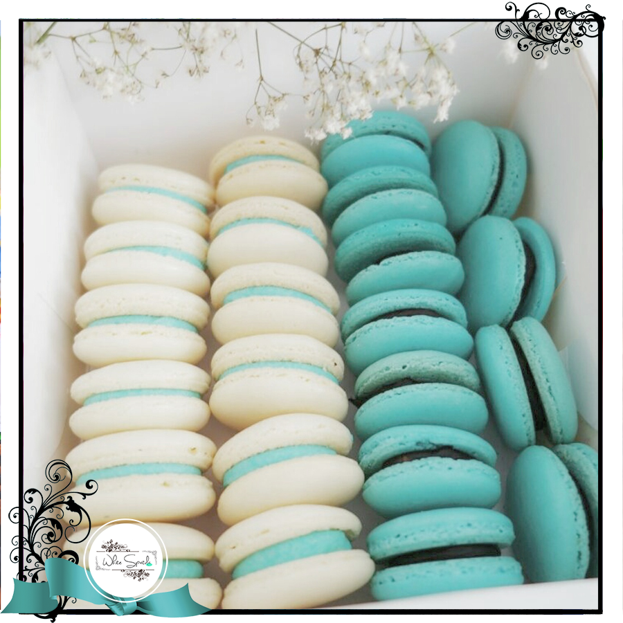 French Macarons *Party Favorite* - White Spatula Singapore