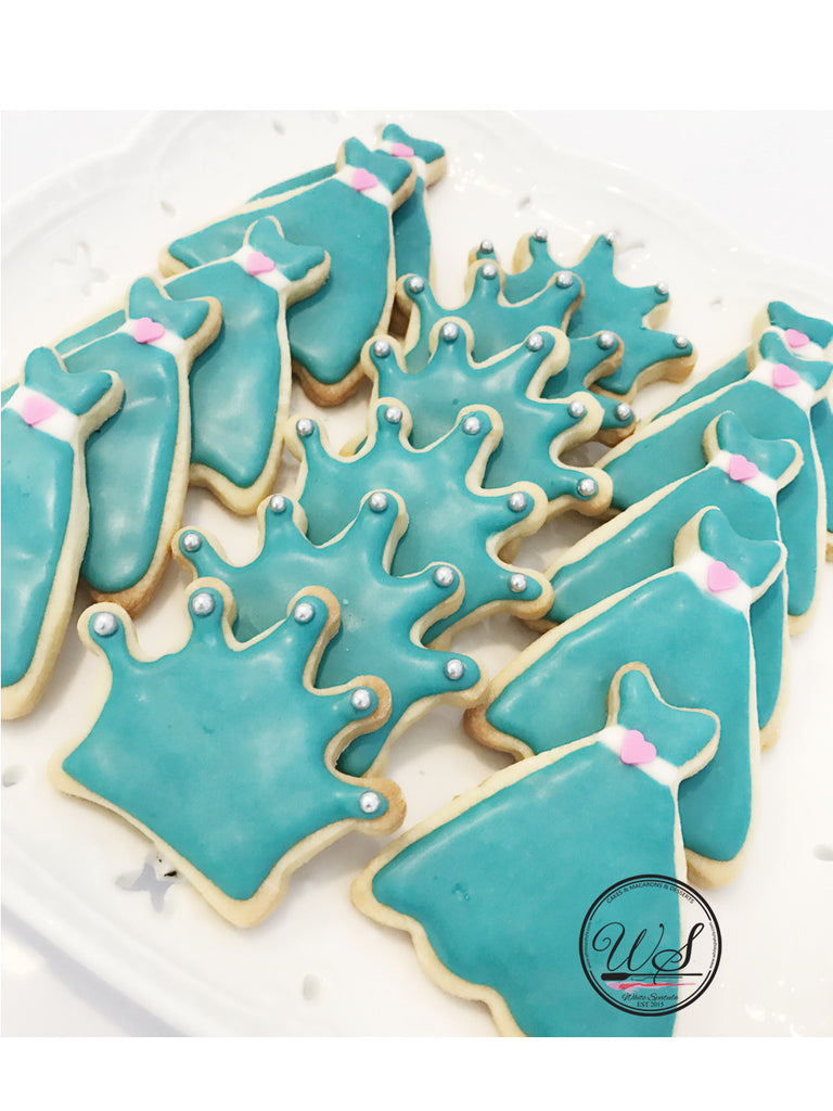 Icing Cookie - White Spatula Singapore