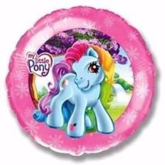 My Little Pony Balloons - 2 sides unique prints - White Spatula Singapore