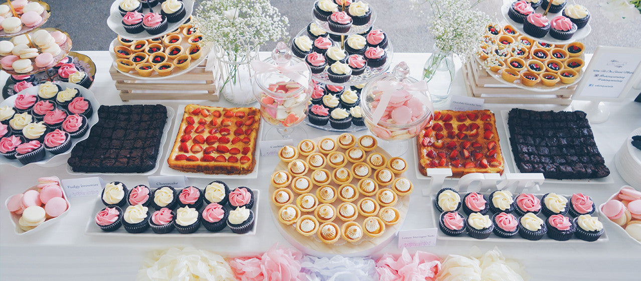 Dessert Table Cakes Amp Candy Bar Singapore Customized