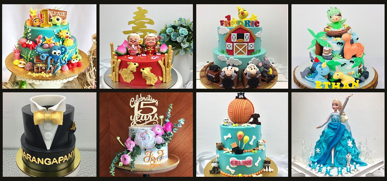 Customized Cakes Singapore