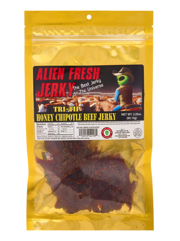 Tri-Tip Jerky - Honey Chipotle (3.25 oz)