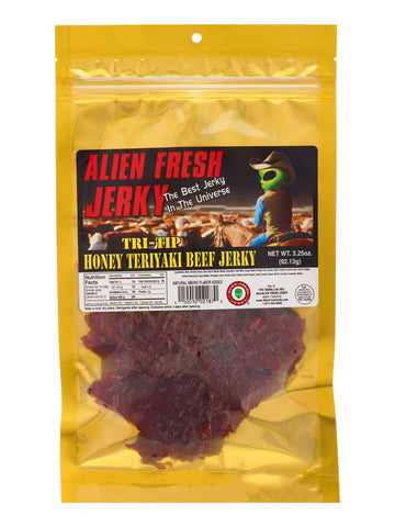 Tri-Tip Jerky - Honey Teriyaki (3.25 oz)