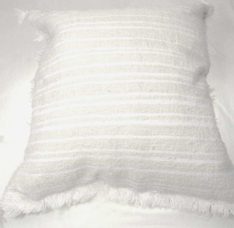 Moroccan Wedding Handira Pillow   onelove global imports.myshopify.com