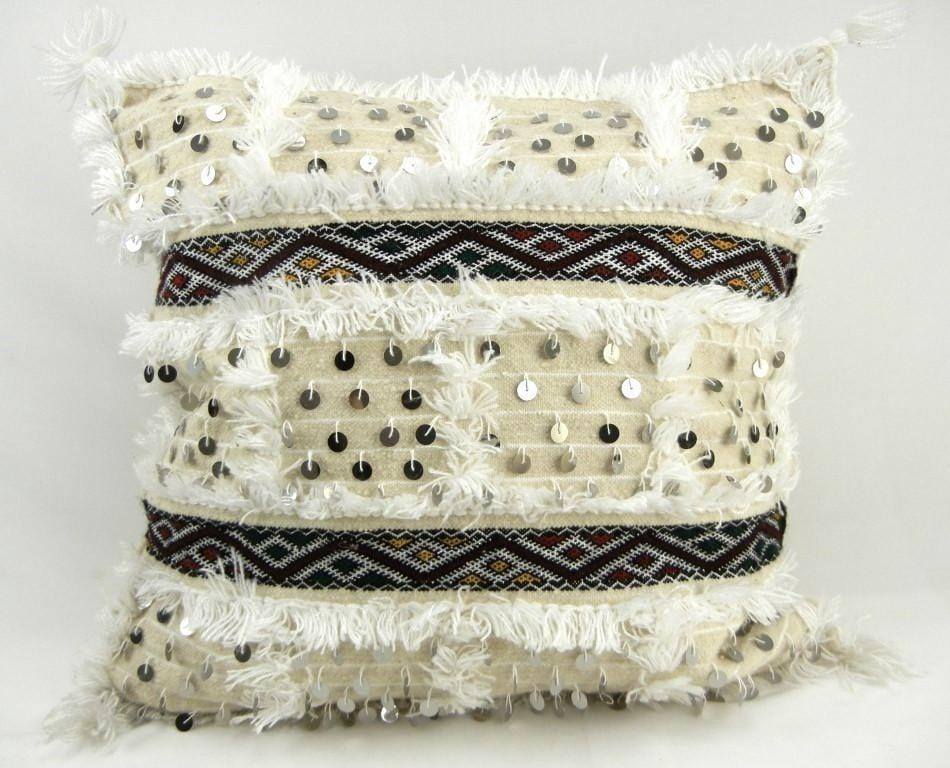 Moroccan Wedding Handira Pillow