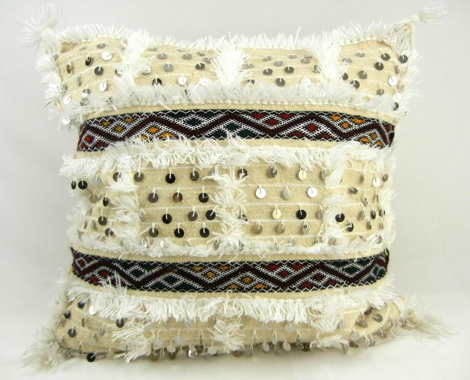 Moroccan Wedding Handira Pillowcase - OneLove Global Imports