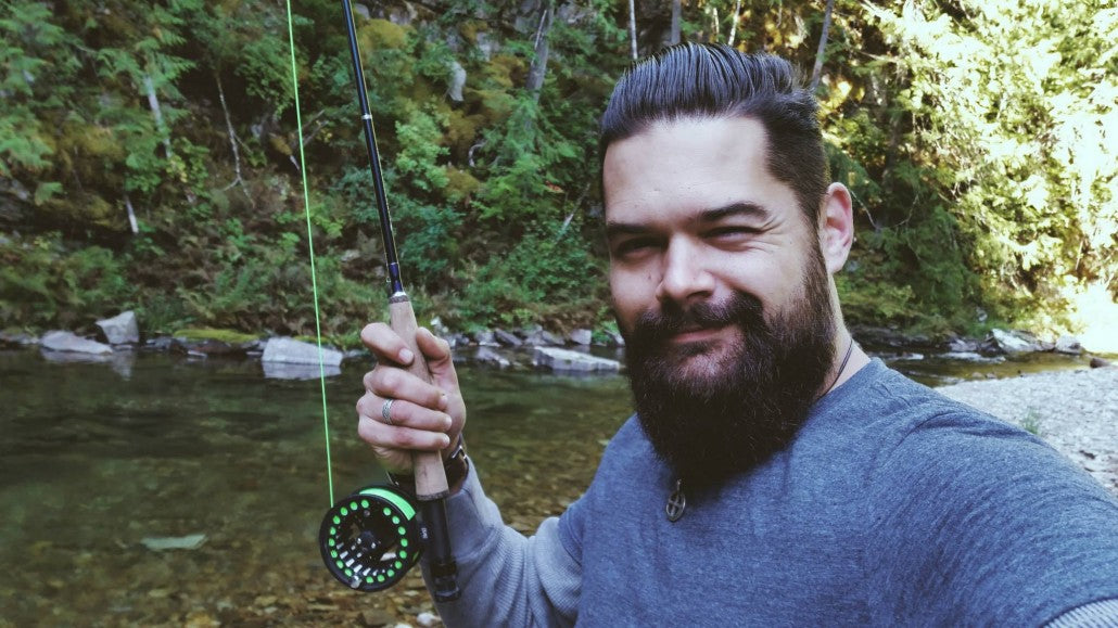 Fly Fishing, Chad Von Lind
