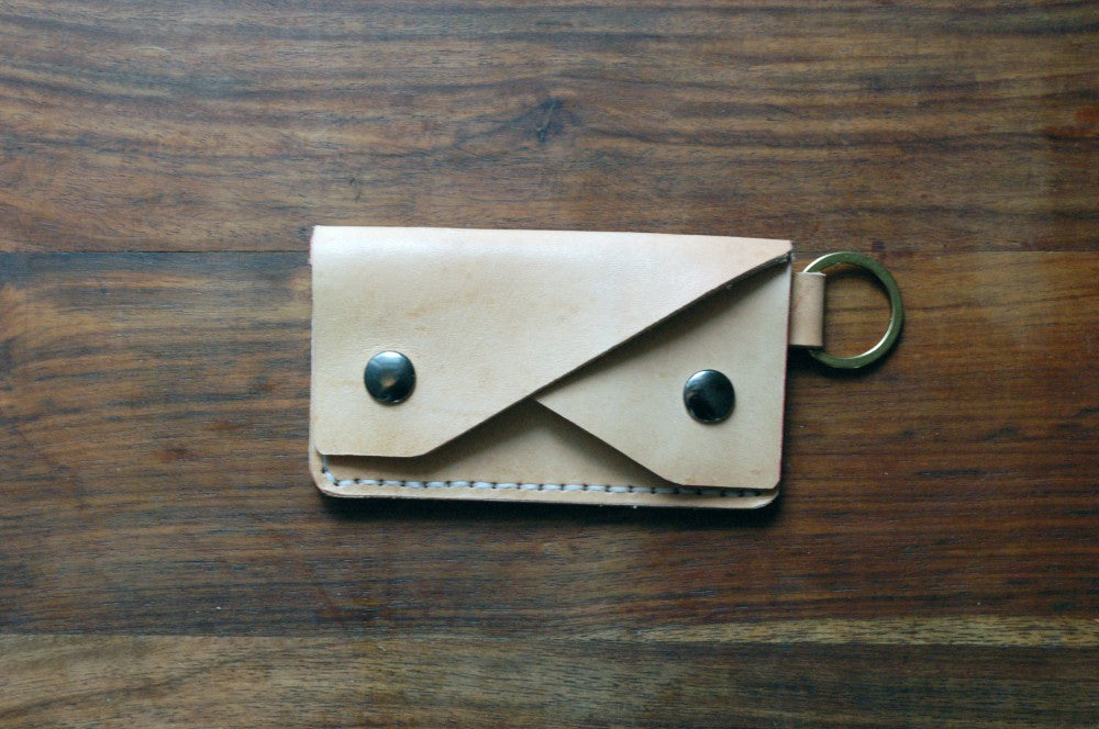 Classic 2 Pouch Card Wallet