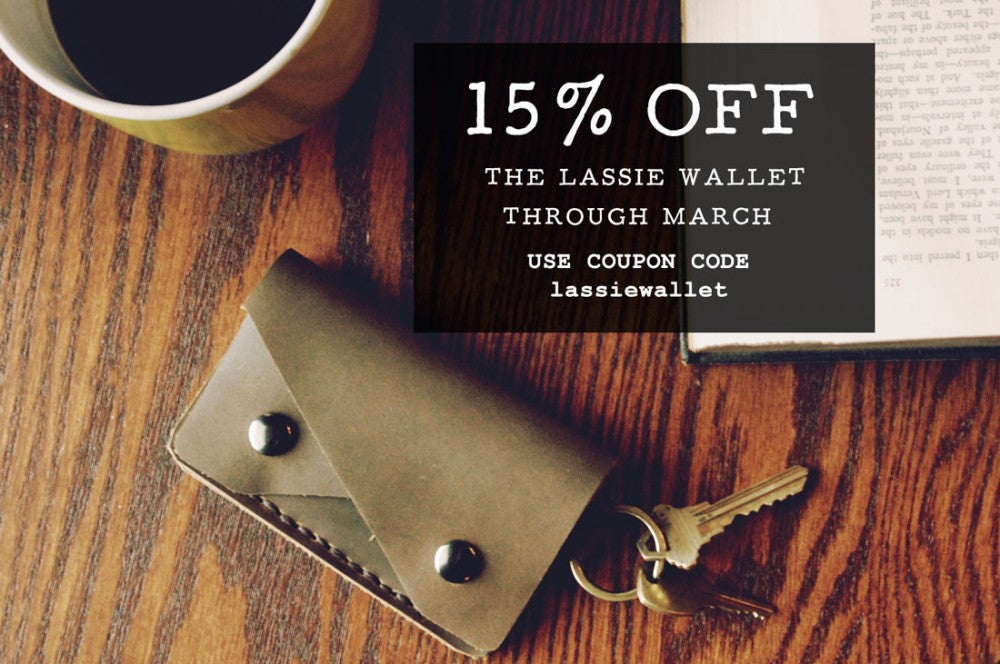Lassie Wallet Coupon for March 2014