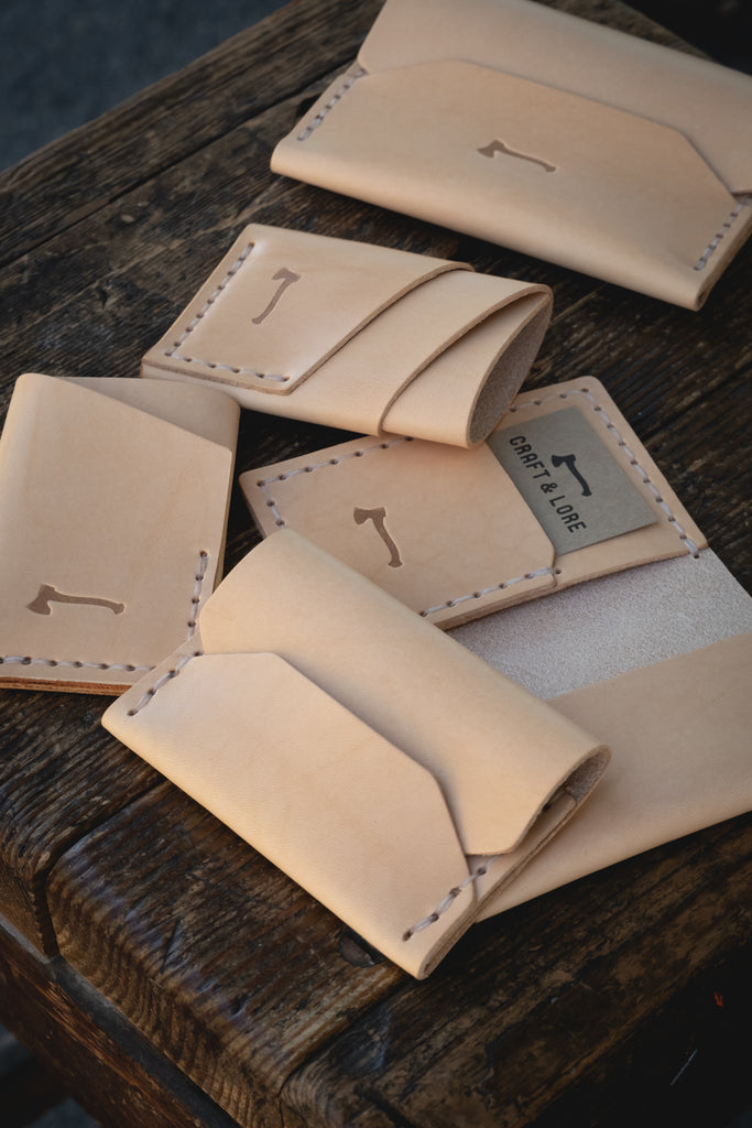 Buttero Natural Leather