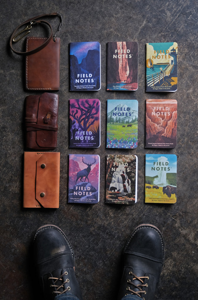 Field Notes National Park Edition