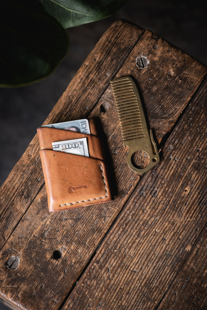 HogsTooth Comb and the Port Wallet