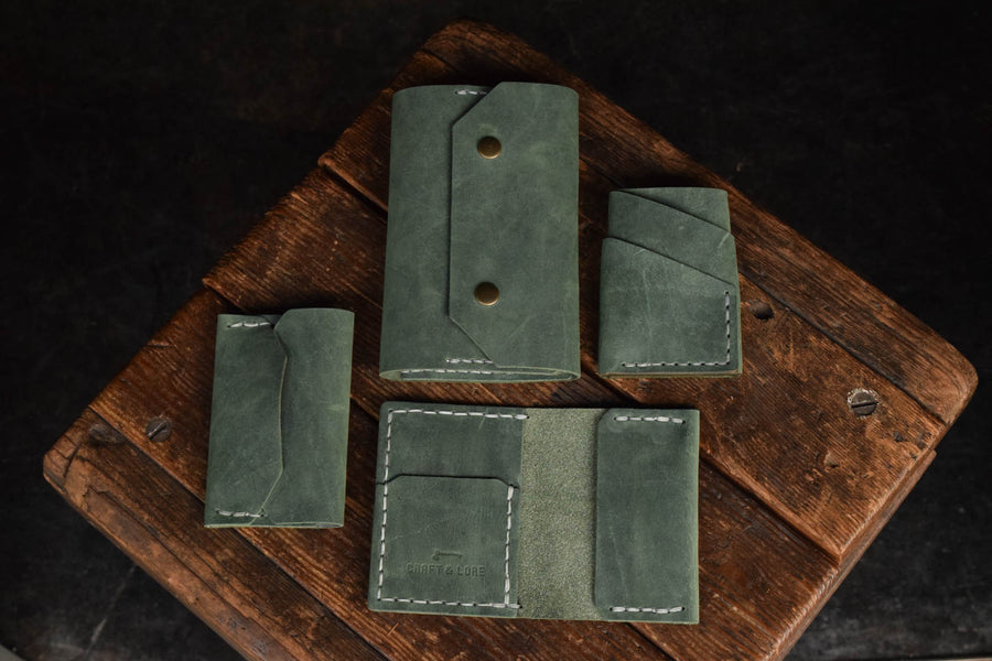 LIMITED - Scotch Pine Leather