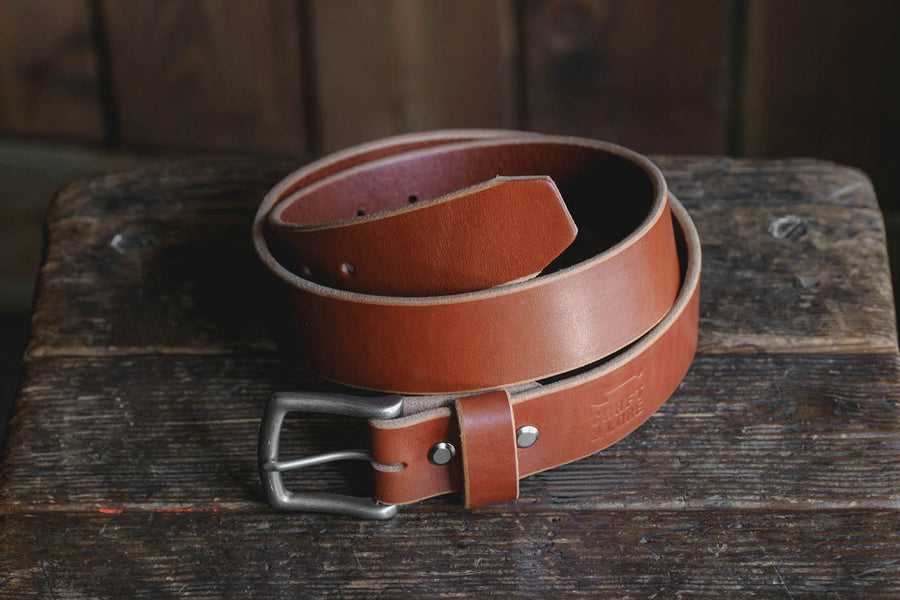 Craft Belt Brown Extra Wide
