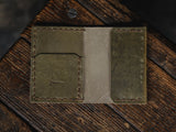 LIMITED - Scotch Moss Leather