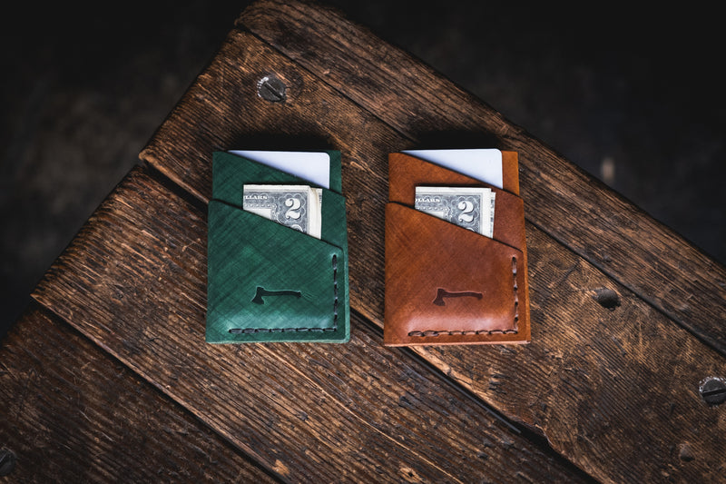 LIMITED - Crosshatch Port Wallet
