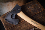 Hults Bruk Almike Hatchet Axe Handmade Swedish Field Camp Tool Craft and Lore