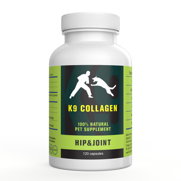 How Does K9 Collagen Hip and Joint Supplement Work As Joint Meds For Dogs?