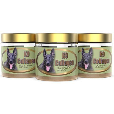 K9 Collagen Hip and Joint Supplement For Treating Hip Pain Dogs