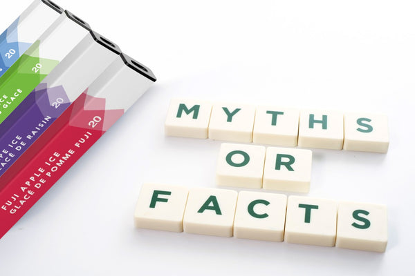 Myths About Vaping