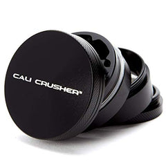 Cali Crusher OG Hardtop 4 Piece Grinder - Section Separate | Hazetown Vapes Toronto Ontario Canada
