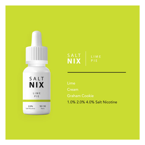 Lime Pie Salt Nix E-Juice