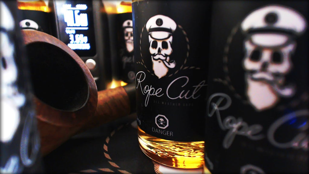 Rope Cut E-liquids Place Holder Montreal Quebec Canada | Vancouver British Columbia Canada