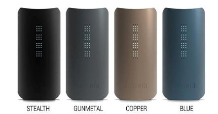 DiVinci IQ Vaporizer- Multi Color Devices Hazetown Vapes Montreal Quebec Canada