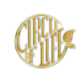 Twelve Monkeys Circle of Life E-Liquid  - Gold Logo  | Hazetown Vapes Vancouver British Columbia Canada