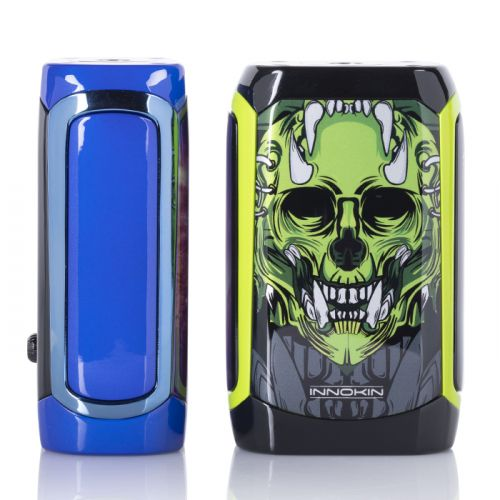 Innokin Proton Mini 120W Mod | Blue/Green | Hazetown Vapes London Ontario Canada