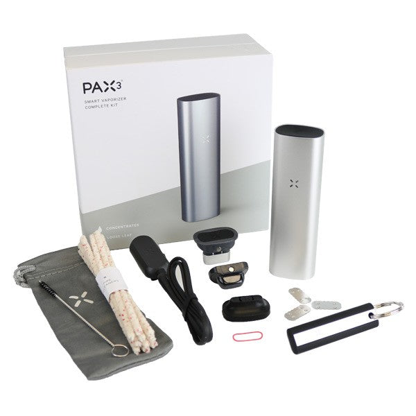 Pax 3 Complete Kit- Box Contents Hazetown Vapes Toronto Ontario Canada