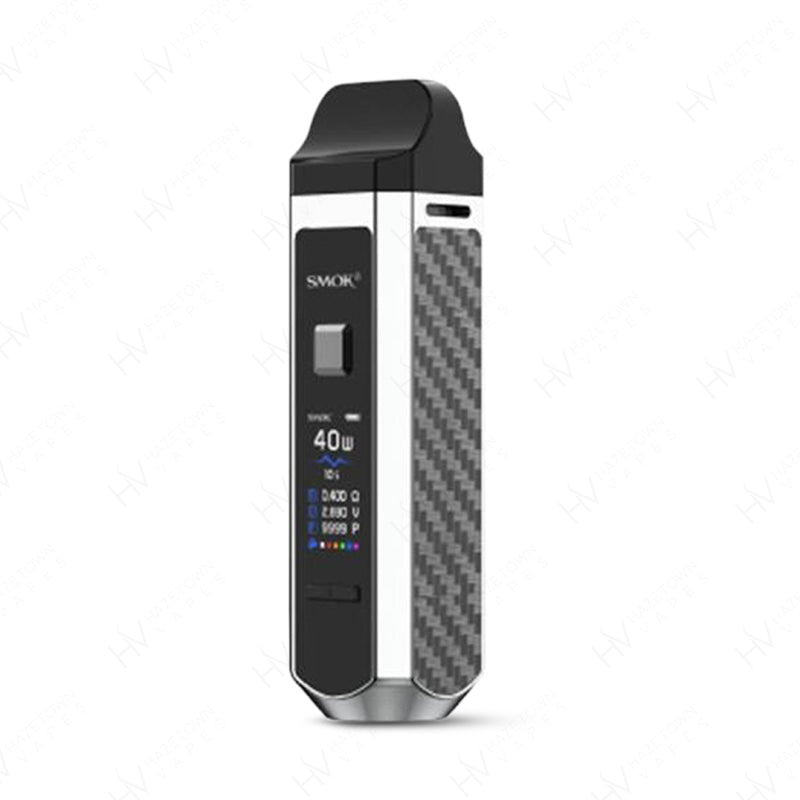 SMOK RPM 40 Kit - Prism Chrome Device | Hazetown Vapes Regina Saskatchewan