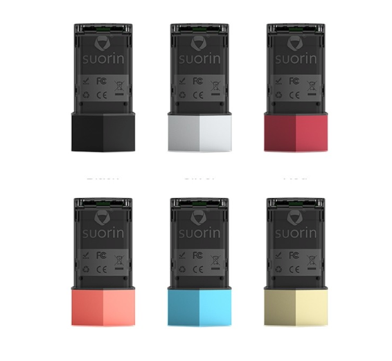 Suorin Edge-Replacement Battery Multi Color Hazetown Vapes Toronto Ontario Canada