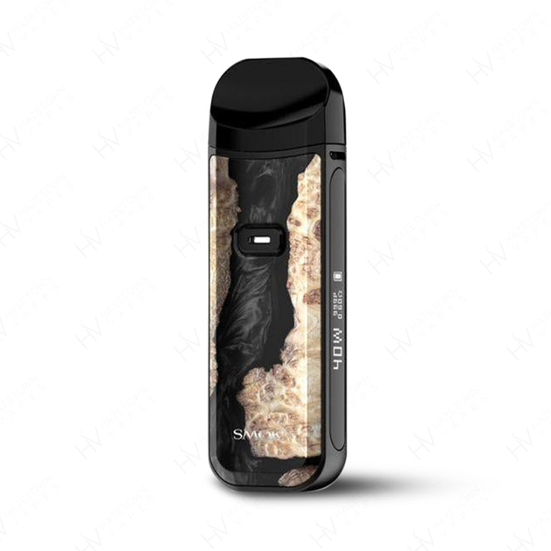 SMOK Nord  2 - Black Stabilizing Wood Device | Hazetown Vapes Richmond Hill Ontario Canada