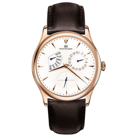 Master Bristol Day Date Rose Gold