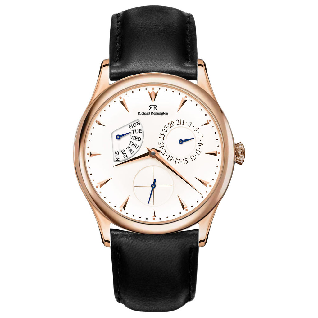 Master Preston Day Date Rose Gold
