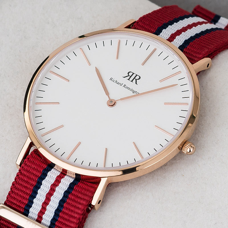 Classic Cardiff Rose Gold 40mm