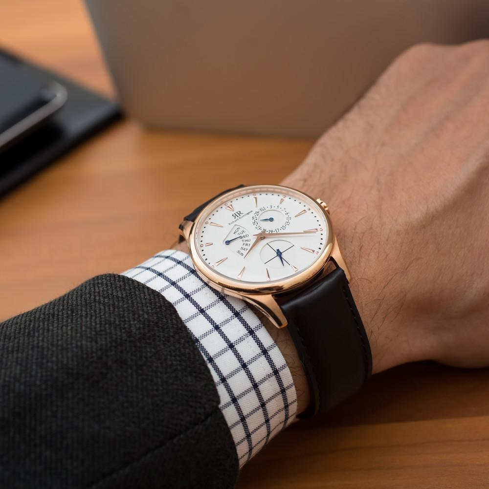 Master Day Date Rose Gold-Oxford