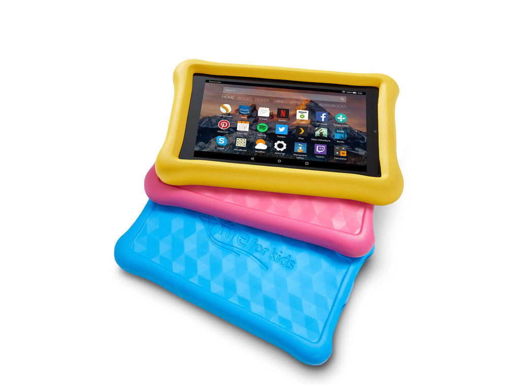 Using the Fire HD Kids Edition Tablet in Canada – Wantboard